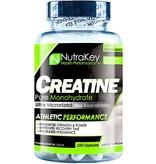 NutraKey Creatine Monohydrate, 100 Capsules