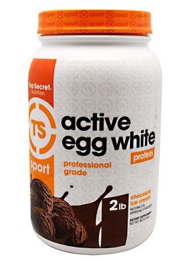 Top Secret Nutrition Top Secret Nutrition, Active Egg White Protein