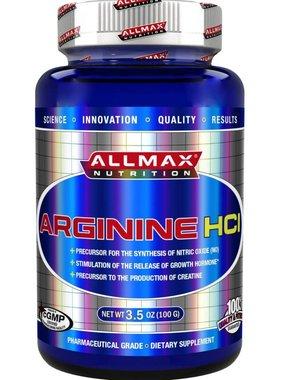 AllMax Nutrition AllMax, Arginine HCL Powder