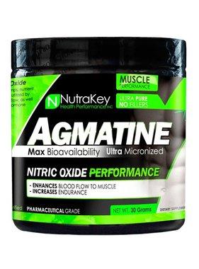 NutraKey Agmatine, 30 Servings