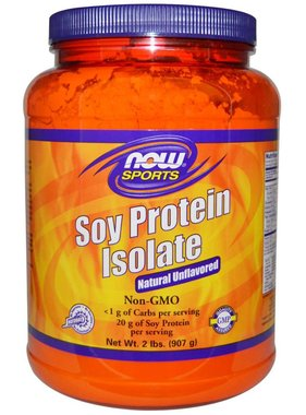 NOW Foods Now Foods, Soy Protein Isolate