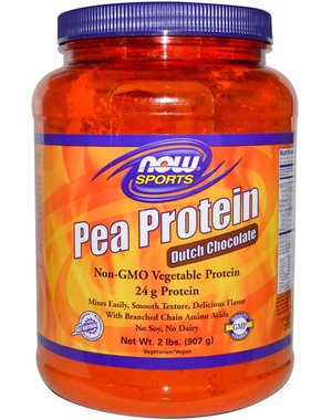 NOW Sports Now Foods, Pea Protein