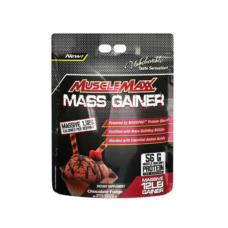 AllMax Nutrition AllMax, MuscleMaxx Gainer