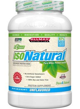 AllMax Nutrition AllMax, IsoNatural