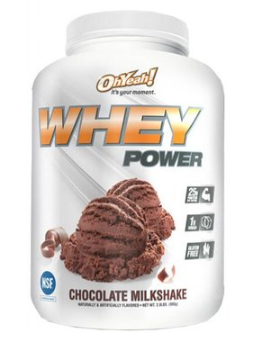 ISS Oh Yeah Whey Power