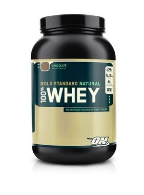 Optimum Nutrition Gold Standard Natural Whey