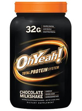 ISS Oh Yeah Protein