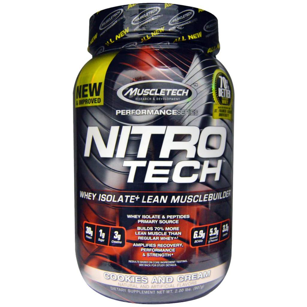 Muscletech NitroTech (Preformance Series)