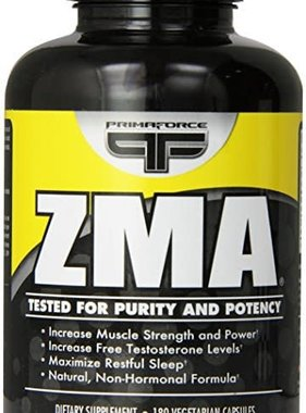 Primaforce PrimaForce, ZMA, 180 Tablets