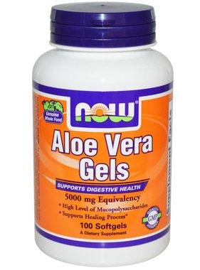 NOW Foods Now Foods, Aloe Vera Gels , 100 gels