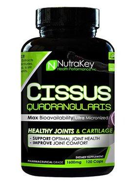 NutraKey NK, Cissus Quadrangularis, 120 Capsules