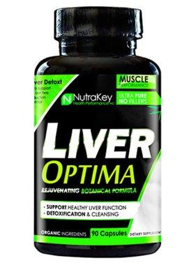NutraKey Liver Optima, 90 Capsules