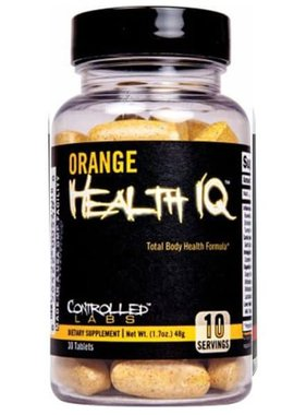 Controlled Labs Orange Health IQ, 30 Tablets