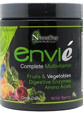 NutraKey Envie, Wild Berry, 30 Servings