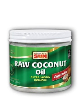 Health from the Sun Raw Coconut Oil, 28 Servings