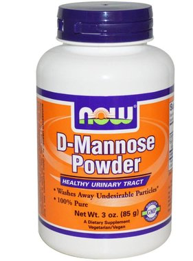 NOW Foods Now Foods, D-Mannose Powder, 43 servings