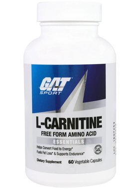 German American Technologies L-Carnitine, 60 veg capsules