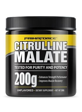 Primaforce Primaforce, Citrulline Malate 200 gm, 100 Servings