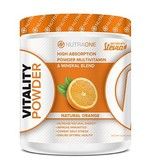 nutraone Vitality Powder, 30 servings, Natural Orange