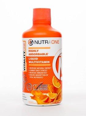 nutraone VitalityOne Liquid Multivitamin, 32 servings