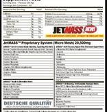 German American Technologies Jet Mass