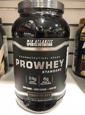 Mid Atlantic Sports Distribution 100% Pro Whey