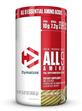 Dymatize Nutrition All 9 Amino