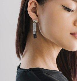 Lover's Tempo Firework Fringe Earrings