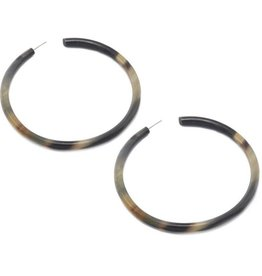 Soko Large Horn Hoops