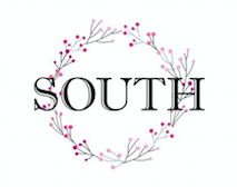 SOUTH holiday events logo