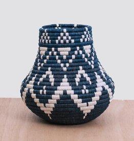 Blue Night Rangi Vase