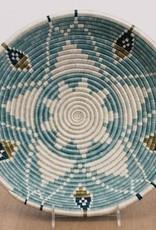 Jumbo Silver Blue Bowl