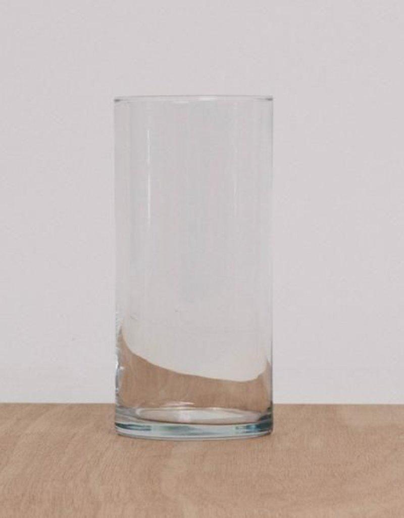 Silver Blue Bahari Vase