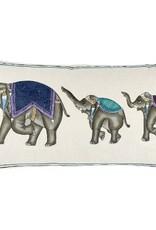 Elephant Family Bolster