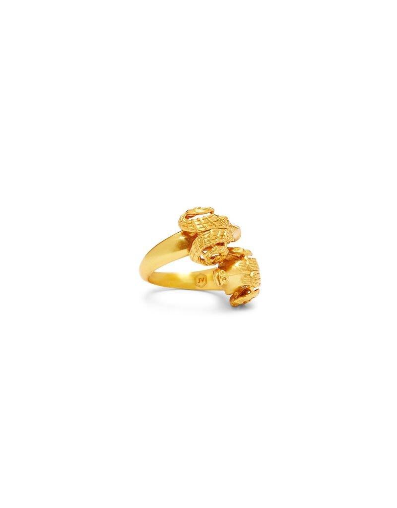 Ram Ring Gold