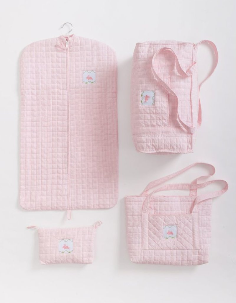 Quilted Luggage