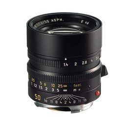 50mm / f1.4 ASPH Summilux (E46) (M)