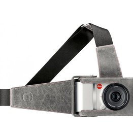 Holster - Stone Grey Leather (TL)