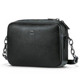 Handbag - C-Lux Leather 'Andrea' (Black)