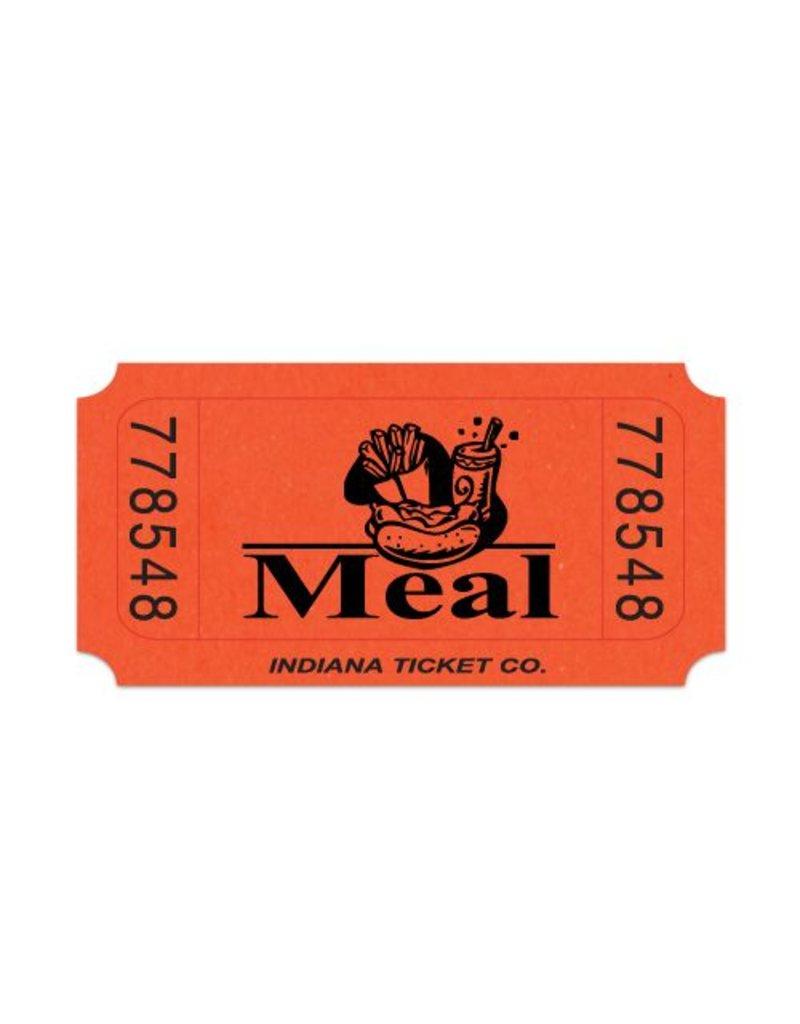 Meal Tickets