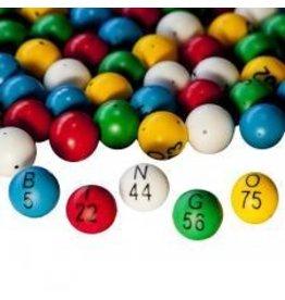 Small Bingo Balls