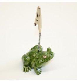 Frog Tally Holder
