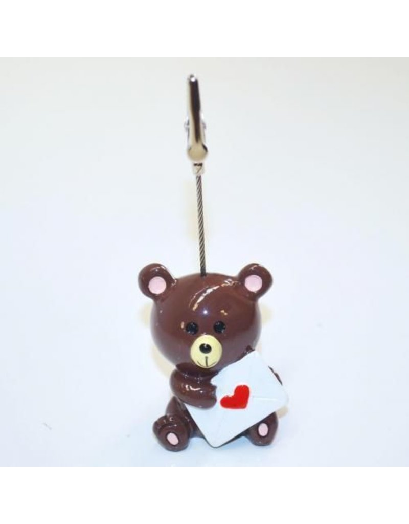 Bear Tally Holder