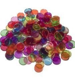 100ct Magnetic Bingo Chips
