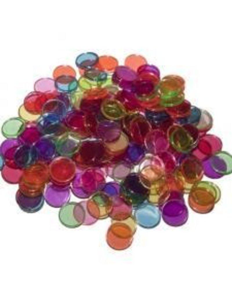 100ct Magnetic Bingo Chips