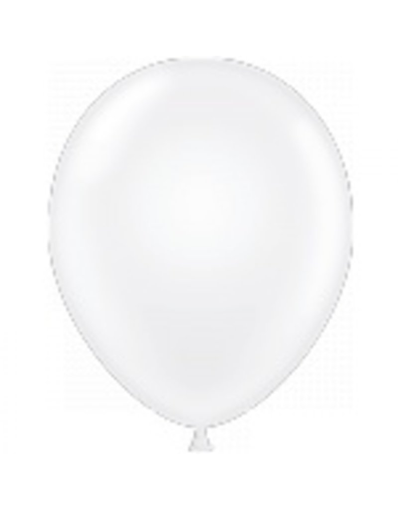 """72 CT 11"""" CLEAR BALLOONS"""