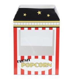 Popcorn Machine Centerpiece