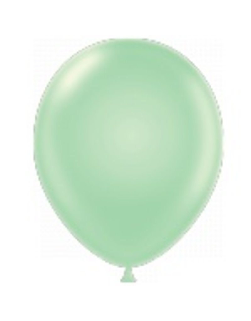 "72 CT 11"" MINT GREEN"