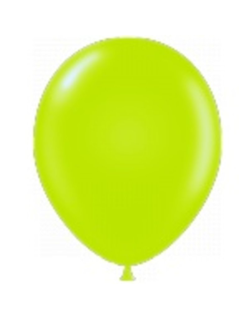 "72 CT 11"" LIME GREEN"