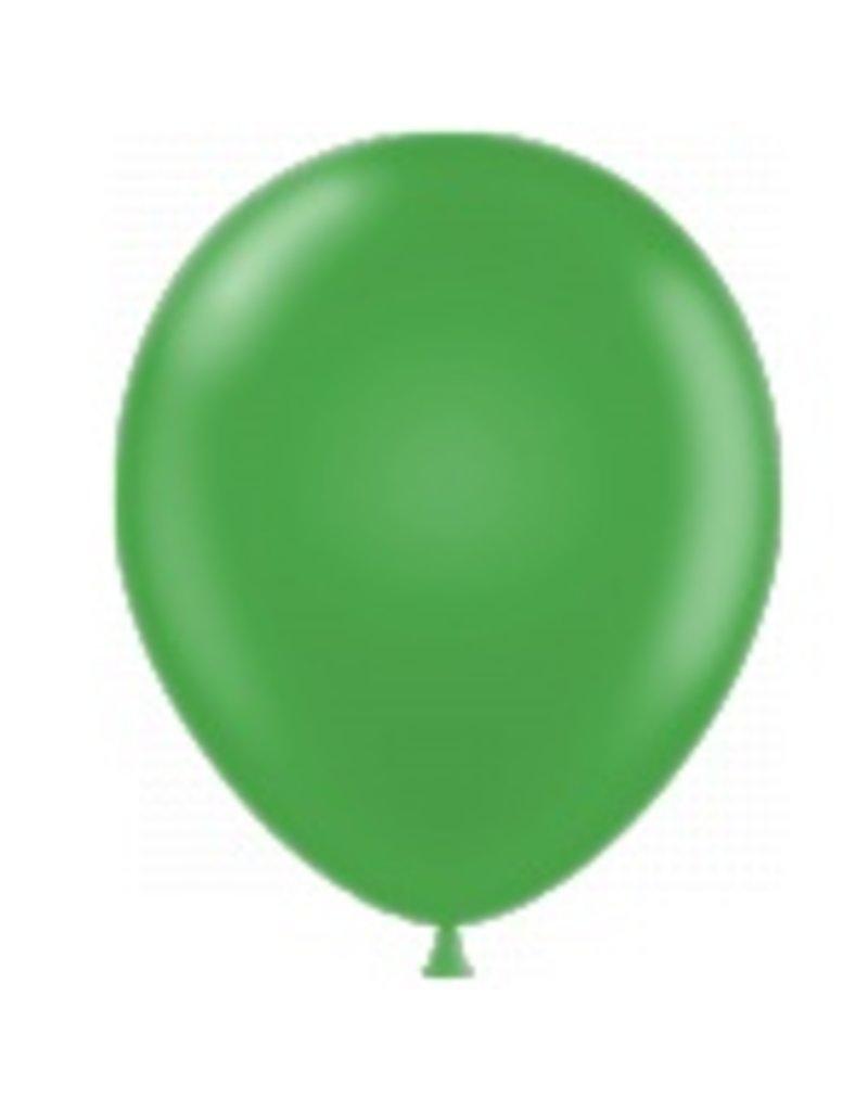 """72 CT 11"""" MET GREEN"""